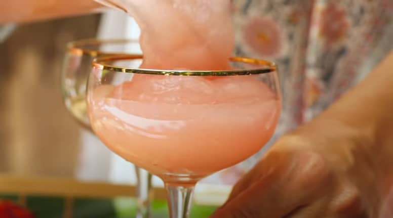 serve the frose
