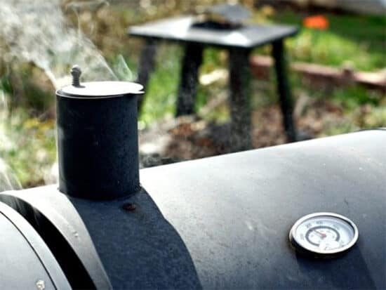 smoker vents open or closed