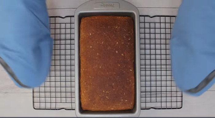 move to the baking