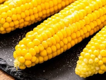 cooking perfect corn on the cob