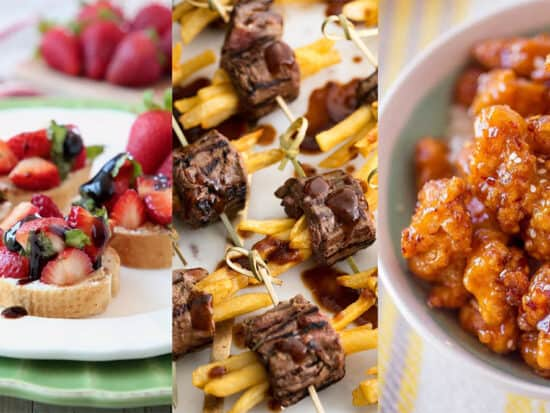 easy appetizer recipes