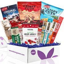 father's day beef jerky gift box