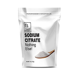 its just-sodium citrate