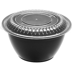 amazon basics 1 compartment meal prep container bowls
