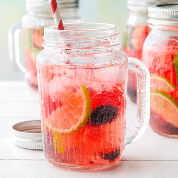 finish up the sangria