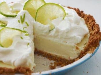 key lime cream pie recipe